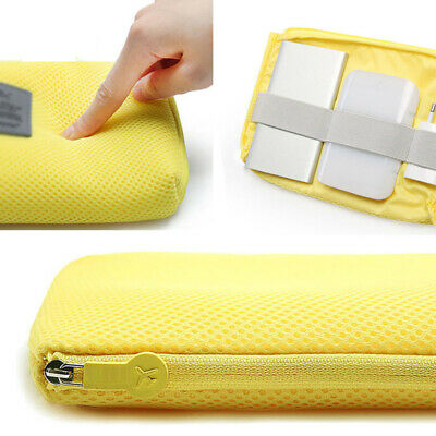 Shockproof Travel Carrying Storage Bag Cable Charger Cosmetics Pouch Parts Sale