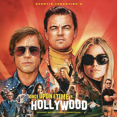 Various Artists : Once Upon a Time in Hollywood CD (2019) ***NEW*** Great Value