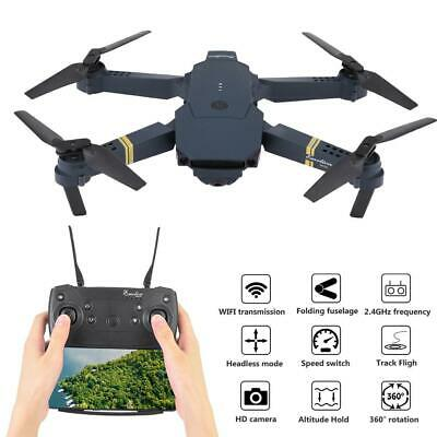 Eachine E58 2.4G RC Drone Wifi FPV HD Camera Altitude Hold Foldable Quacopter