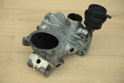 "INLET MANIFOLD INDUCTION ELBOW BYPASS VALVE + ACTUATOR - Jaguar XJR / S-Type""R"""