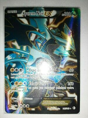 Carte Pokemon Kyurem Noir Ex Full Art Eur 15 00 Picclick Fr