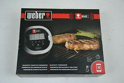Details about  Weber 7221 iGrill 2 BBQ Bluetooth Thermometer
