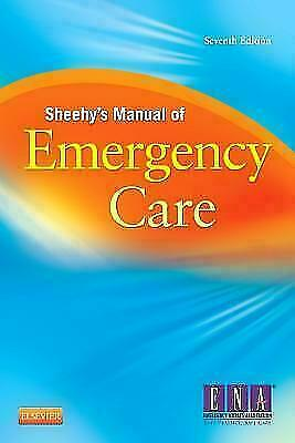 (P.D.F.) Newberry, Sheehy's Manual of Emergency Care 7 ed