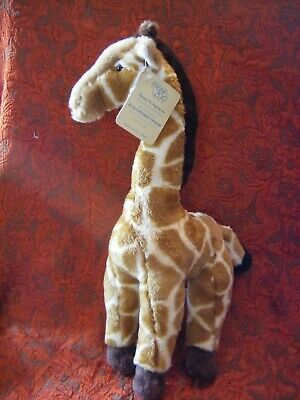 """Chester Zoo Lion Giraffe Toy 15"""" tall approx with half a tag VGC (B109)"""