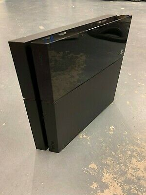 Sony PlayStation 4 | PS4 | Black 500GB Console *Faulty*