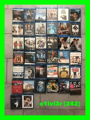 Lot 38 Bluray - Films / Enfants / Concerts / Documentaires / 3D - Très bon état