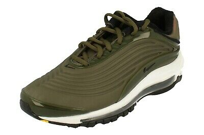 NIKE SNEAKERS AIR Max Deluxe Se Verde Bianco Ao8284 300
