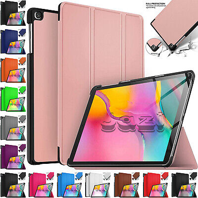 "Smart Magnetic Leather Case Cover For Samsung Galaxy Tab A 10.1"" 2019 T510 T515"