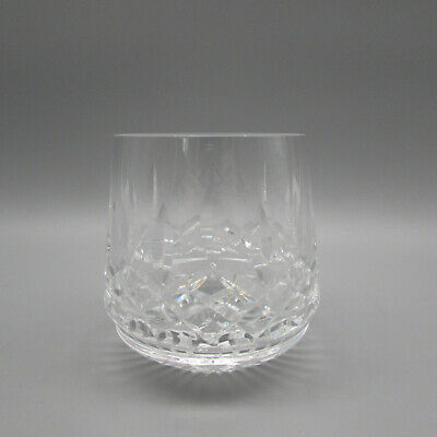 Waterford Crystal LISMORE Whiskey / Roly Poly Glass