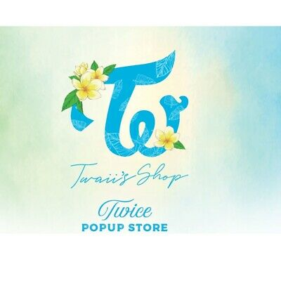 TWICE POP UP STORE TWAIIS in SEOUL OFFICIAL GOODS + Free Ship