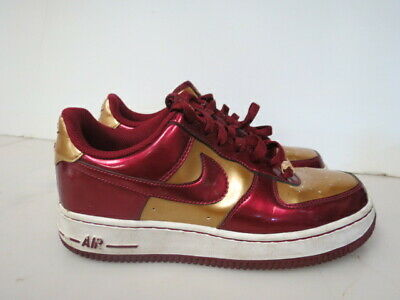 NIKE Air Force 1 gs 314192-601 Youth Basketball Shoes