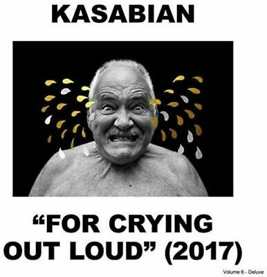 Kasabian - For Crying Out Loud: Deluxe New Cd