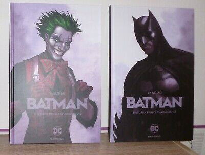 Batman, the dark prince charming (Marini) - Lot 2 tomes (série complète)