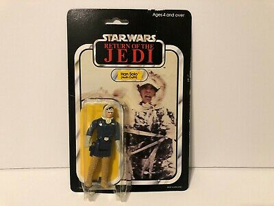 1983 Palitoy Star Wars Return of the Jedi Han Solo Hoth Outfit 45C - READ DESC