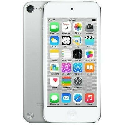 Apple iPod Touch 5th Generation MD721LL/A 16GB - Silver/White