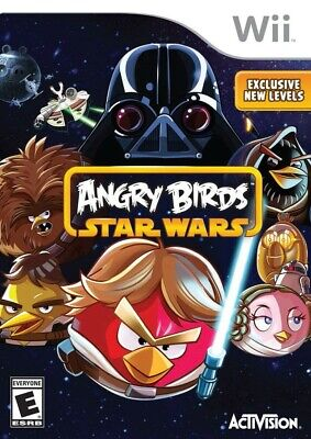 Angry Birds Star Wars - Nintendo  Wii Game