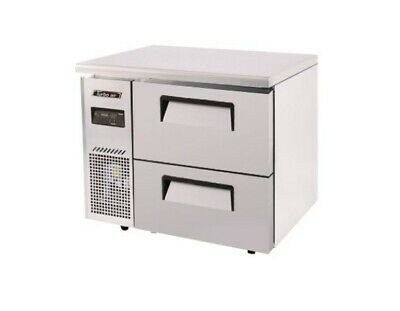 Turbo Air  Undercounter 2 Drawer / 3 Drawer Chiller 1c ~ 5c