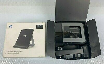 HP Touchstone Charging Dock for TouchPad Contains AU, EU & UK Adapters Unused!