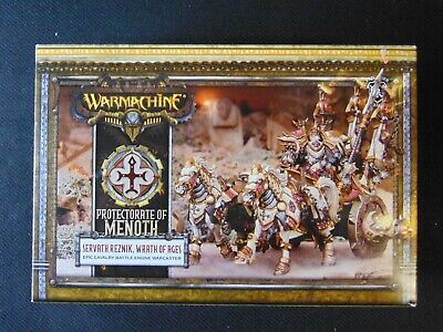 Wrath of Ages by Privateer Press PIP32099 Protectorate Servath Reznik