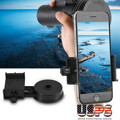 Universal Cell Phone Adapter Holder Telescope Mount Microscope Interface Bracket
