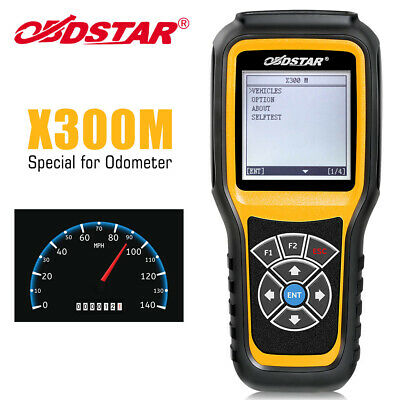 OBDSTAR X300M Special for Odometer Adjustment and OBDII Diagnostic Free Update