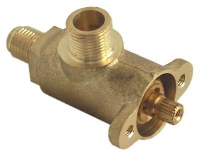 """Steam Faucet for Espresso Machine Input 1/4 """" Exit 3/8 """" Brass And"""