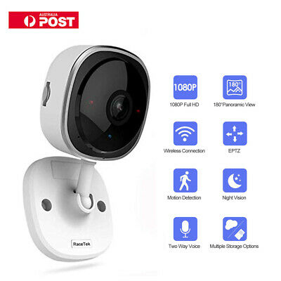 Motion Detection SANNCE Indoor HD 1080P Wireless Wifi IP Camera Security System