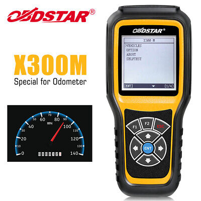 OBDSTAR X300M Scanner Oodmeter adjustment Diagnostic Tool Free Update