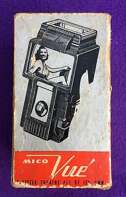Vintage MICO VUE Slide Viewer Handheld Photography 1950s by All American