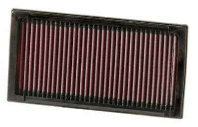 Fits BMW X5 2000-2006 K/&N Performance High Flow Replacement Air Filter