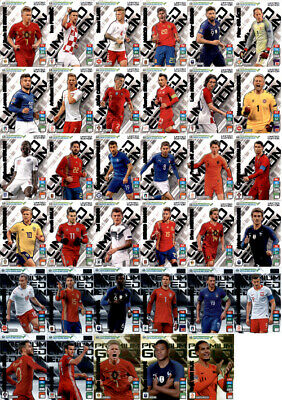 Panini Road to Euro 2020 Limited Edition Cards Karten aussuchen