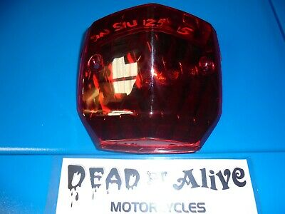 SINNIS SHUTTLE 125cc, (2015)   REAR LIGHT LENS