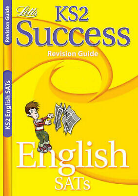 Letts Key Stage 2 Success - English: Revision Guide, New, Huggins-Cooper, Lynn,