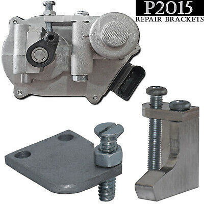 P2015 Repair Bracket For 3.0tdi, 2.7Tdi Audi VW Intake Manifolds Inc 2 Brackets