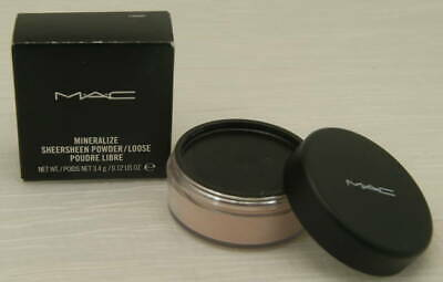 Mac Mineralize Sheersheen Powder Loose *~ Lucent~* New In Box! **Discontinued**