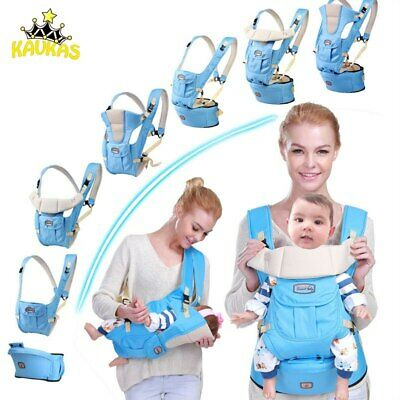 0-48M Ergonomic Baby Carrier Infant Baby Hipseat Carrier Front Facing Ergonomic