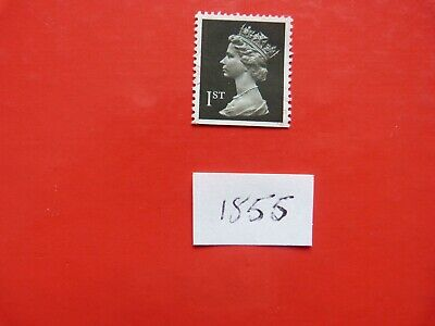USED MACHIN NVI sg 1447 1st class STAMP ex BOOKLET