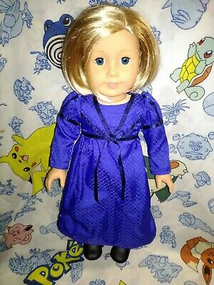 """AMERICAN GIRL Kit Kittredge 18"""" doll with clothes MINT!"""