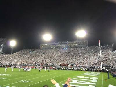 2 PENN STATE vs Idaho Football tickets