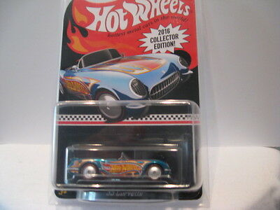 Hot Wheels 2016 Collector Edition 1955 Corvette - Mail-In