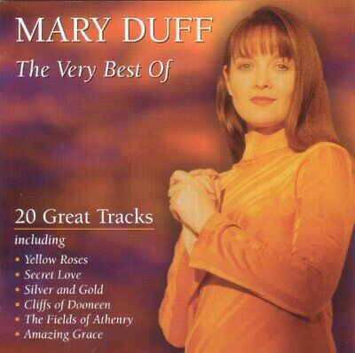 The Very Best of Mary Duff CD Value Guaranteed from eBay's biggest seller!