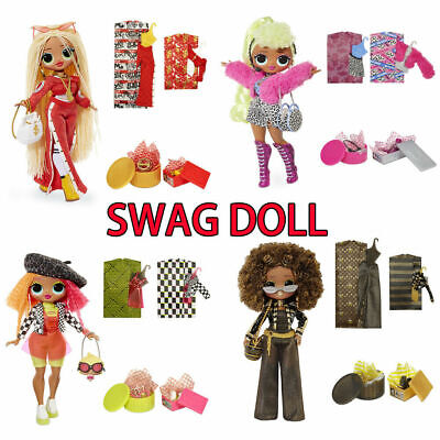 LOL SURPRISE DOLL Swag (20 Surprise) Mystery Figure Cake Topper Gift Kid Toys