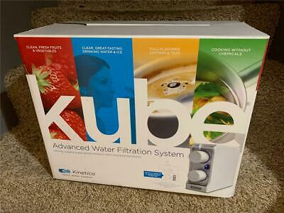 Kinetico KUBE Advanced Water Filtration & Purifier System - Carbon Block KUBE14