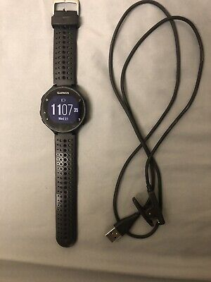 Garmin Forerunner 235 GPS Running Watch Black Fair Shape