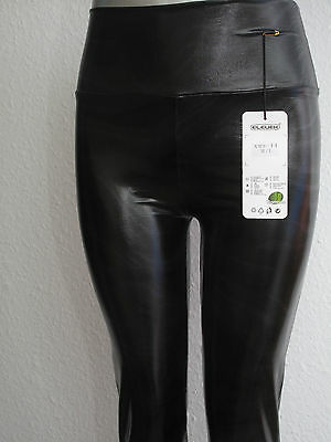 Leggings Bambusfaser Wetlook Lack Optik sexy  Glanzleggings Damen Herren