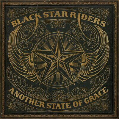 Black Star Riders Another State Of Grace New Sealed Vinyl Lp In Stock