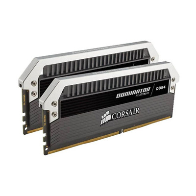 Corsair Dominator Platinum 16Gb Ddr4 3200Mhz C16 Desktop Gaming Memory