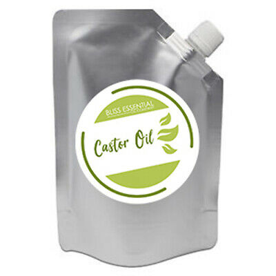 100% NATURAL CASTOR OIL  | DIY cosmetics | Skin and Hair Treatment | Free post