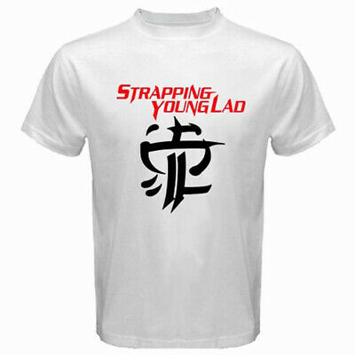 NEW STRAPPING YOUNG LAD LOGO USA SIZE T-SHIRT S M L XL 2XL XXXL ZM1