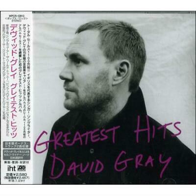 David Gray Greatest Hits CD album (CDLP) Japanese promo WPCR-12813 WARNER 2008